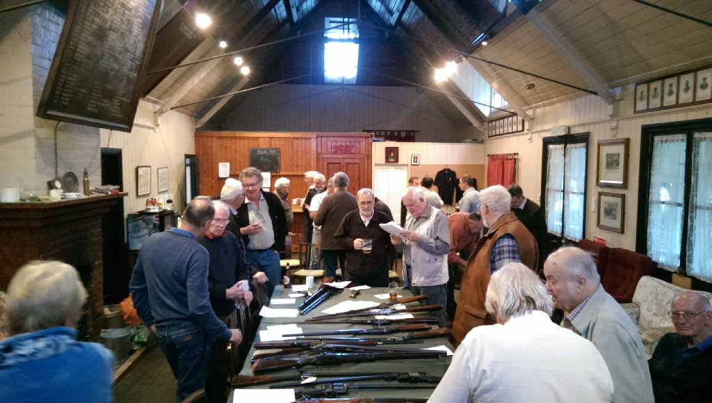 Night of the 2015 AGM